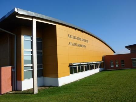 gymnase alain mimoun - ALF Futsal Loisirs