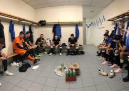 Vestiaire ouvertur ALF Futsal