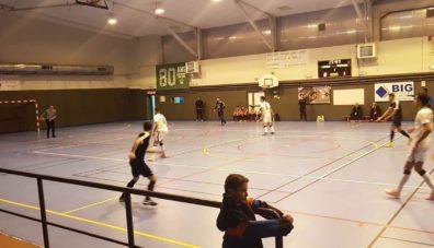 Rencontre Condrieu vs ALF Futsal